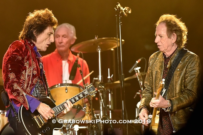 Rolling Stones Live In Chicago 2019
